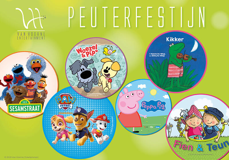 Overzicht Peuterfestijn