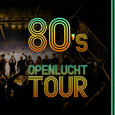 Carousel 1 Edwin Evers Band 80s Openlucht Tour Liggend
