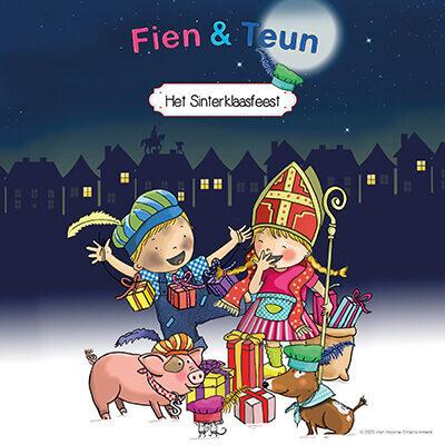 Carousel Fien Teun Het Sinterklaasfeest vierkant credits Van Hoorne Entertainment