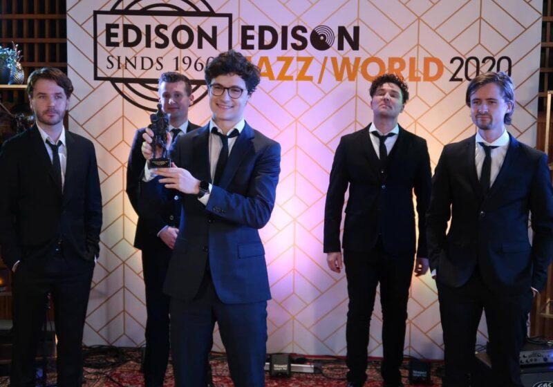 Dennis van Aarssen Edison Jazzism Publieksprijs
